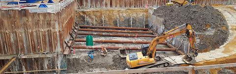 Hercules Fundering tilbyder byggegruber og indfatningsvægge