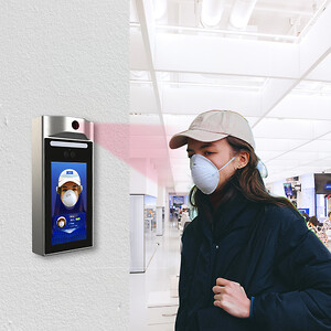 Elma Vision FS321 temperaturscreening adgangskontrol