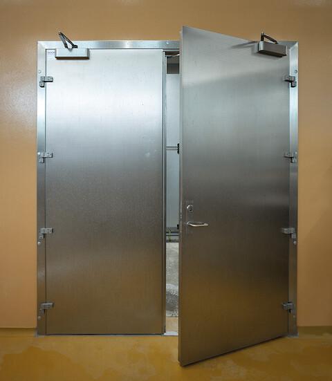 Door System EI₂60-C branddør opfylder ny europæisk standard