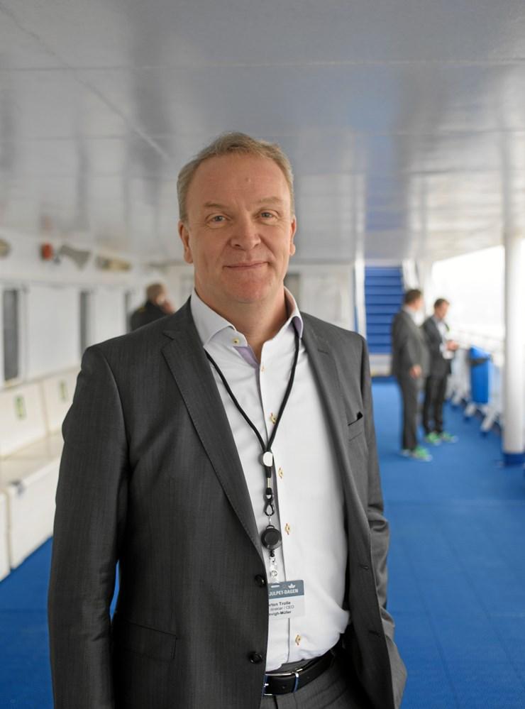 Lemvigh-Müller vil udvikle robotter til byggeriet - Building Supply DK