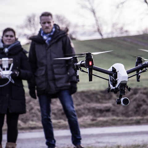 Drone pilot category 2 (with drone rental)