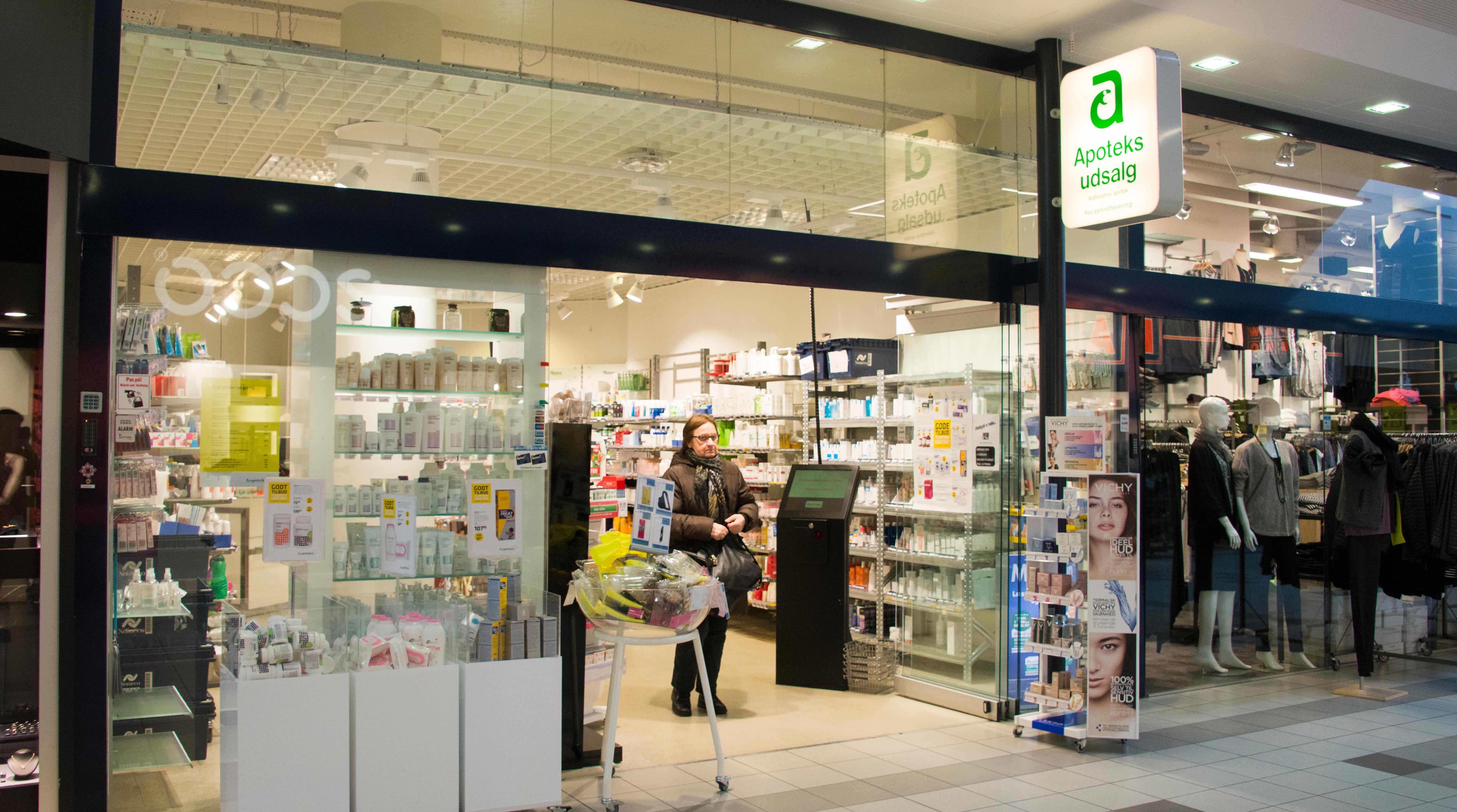 Aalborg får et drive in apotek RetailNews