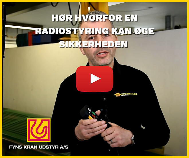 Radiostyring Fyns Kran Udstyr