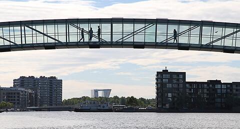 Byg bro mellem byggeriets parter – tværfaglige samarbejdsmodeller i byggeriet 11. oktober i Aarhus