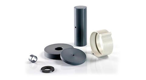 Silkeborg Plast A/S tilbyder fræsning af tekniske emner til industrien