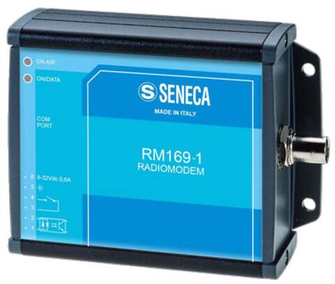 Radiomodem 169 mhz med RS232/RS485 og Interface