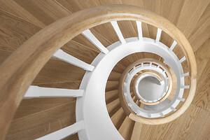 Treppenbau Voß producerer special trapper i alle tænkelige former og materialer i Reinfeld