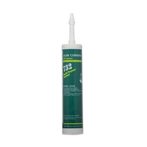 Dow Corning 732 Multi-Purpose Sealant Aluminium