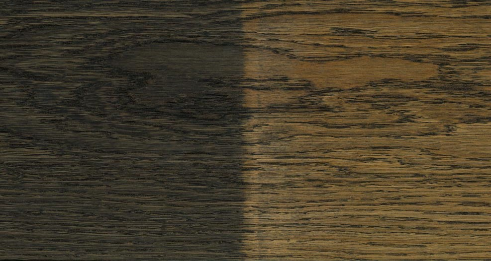 Enormt Afrens træet med trærens – og ikke grundrens - Wood Supply DK LX09