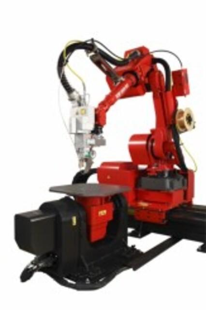 Amada FLW ENSIS laser sveiserobot