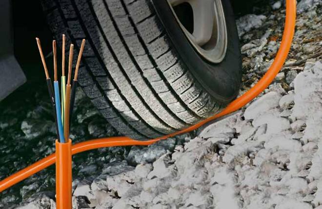 ROFLEX, Robust, Midlertidig installation, PUR, kabel