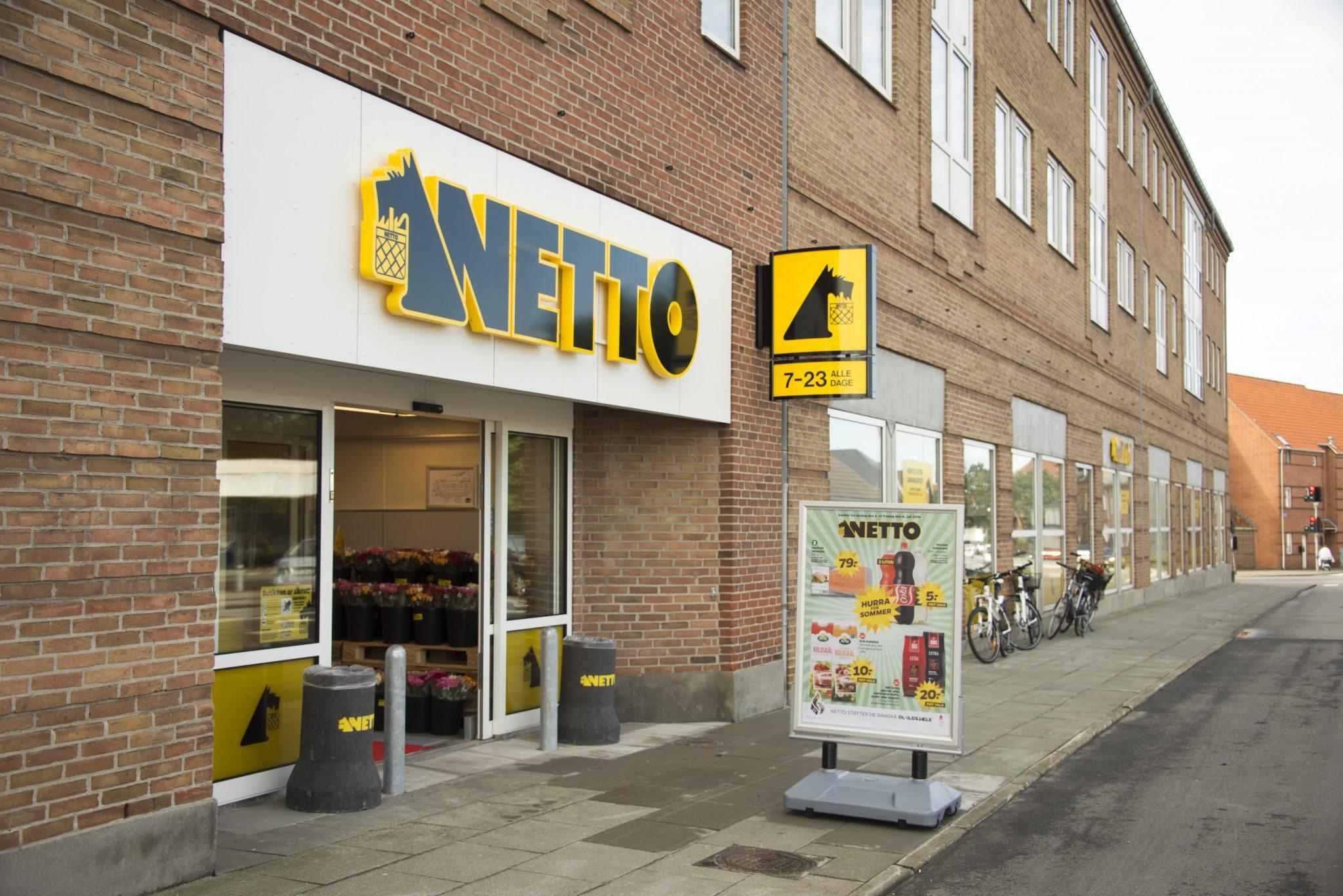 609ff56cee31 Ombygning af Netto Gråsten begynder onsdag - RetailNews