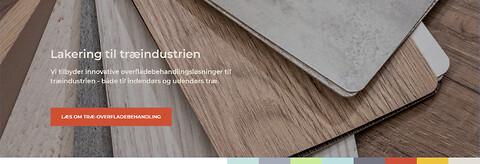 Lakering til træindustrien - Service & Rådgivning - Scandinavia Paint Solution