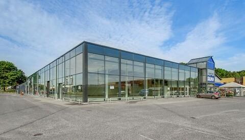 Butikslokaler Silkeborg