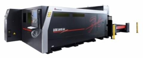 Amada LCG-AJ fra 2 til 9kW laser