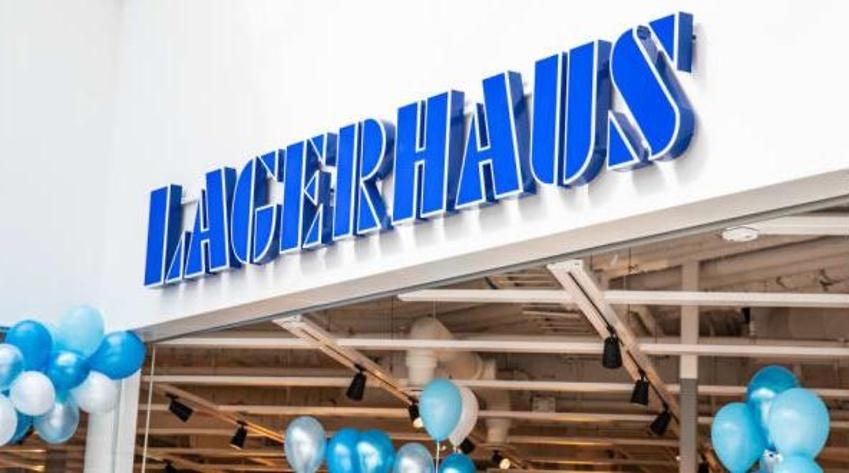 Lagerhaus gasar på med nya butiker