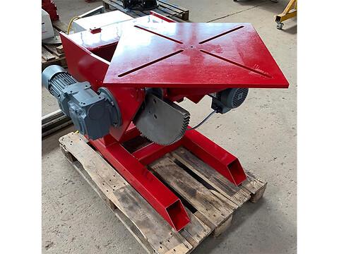 Demo roterende sveisebord 700 kg