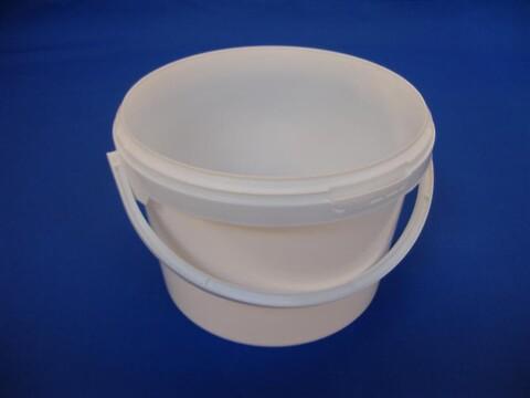 Plastsp EZE3000- 3,1 l. m/profilh. - hvid