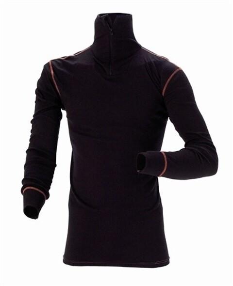 Termoundertrøje, sort - 6002