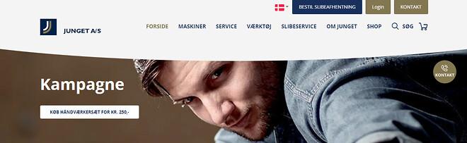 Find bor, savklinger og båndsavklinger på junget.dk