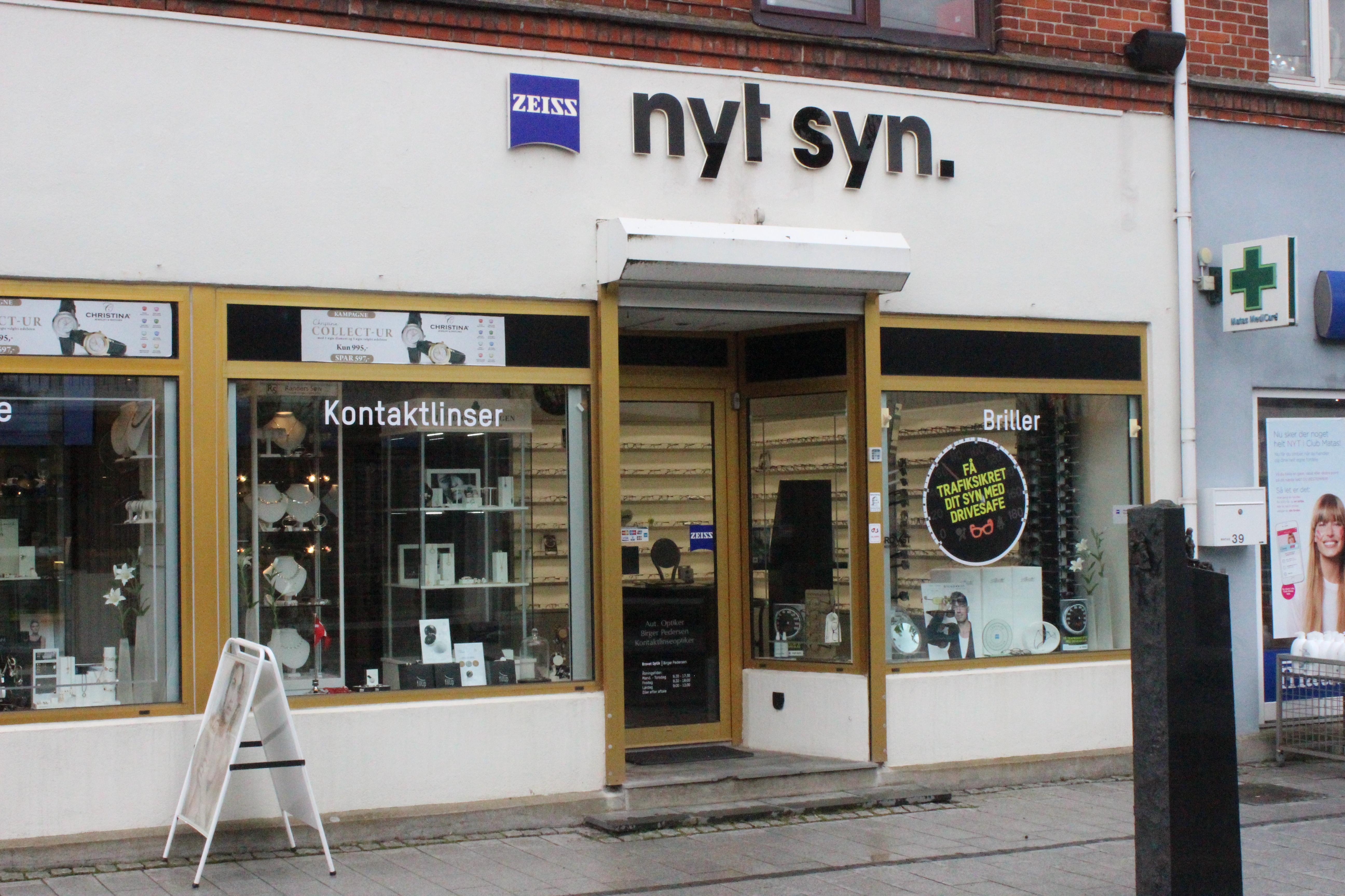 0aea3fb48b71 Specialmaskiner stjålet i Nyt Syn - RetailNews