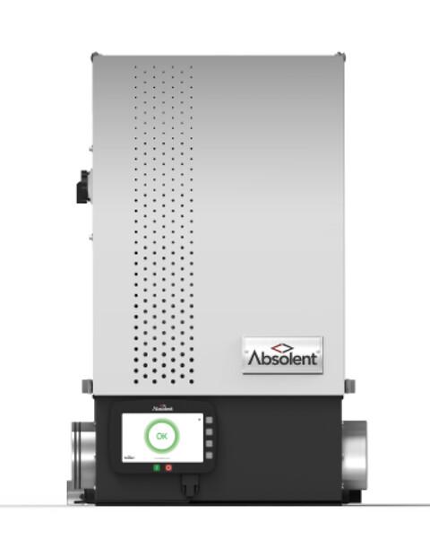 A•5 från Absolent - Filter för oljedimma/oljerök