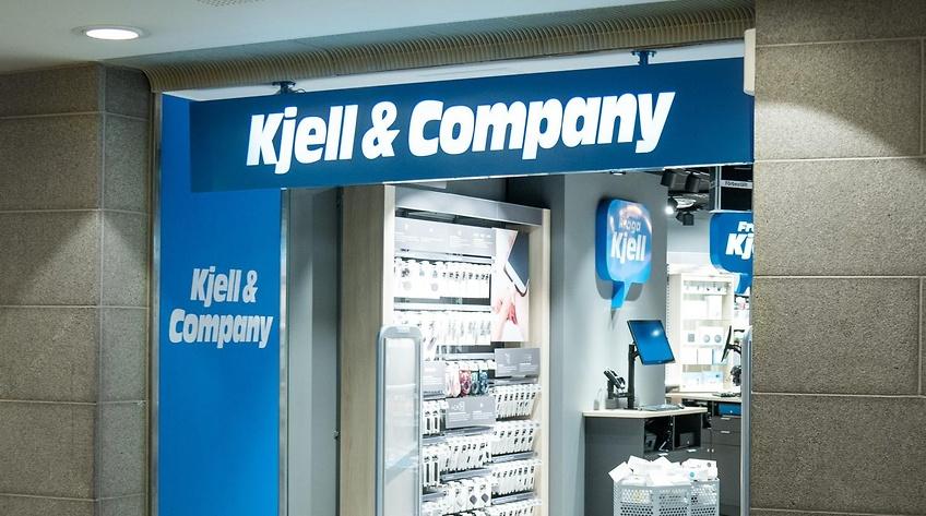 Nytt cityläge för Kjell & Company