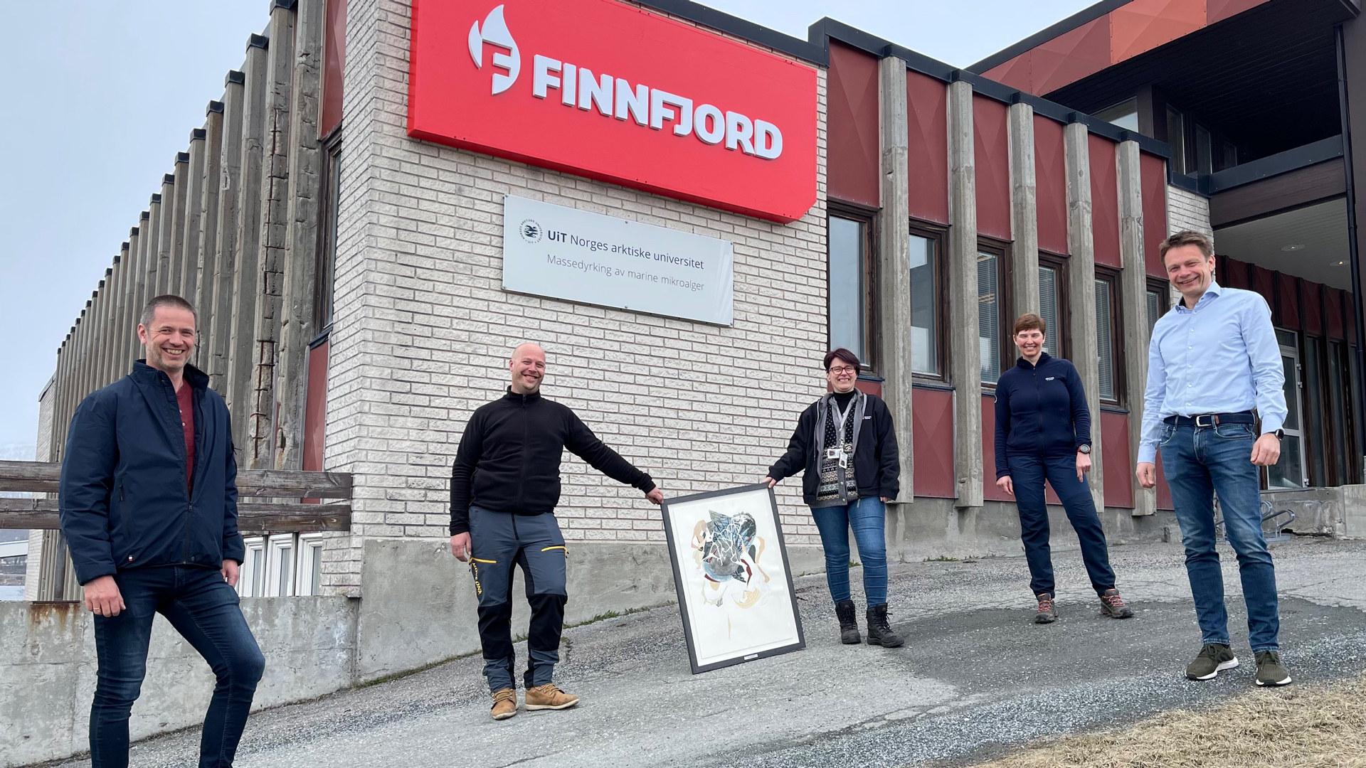 Finnfjord HMS pris