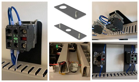 Fleksibel fastgørelse af ledningskanaler med Cable Tray Brackets  - Fleksibel fastgørelse af ledningskanaler med Cable Tray Brackets