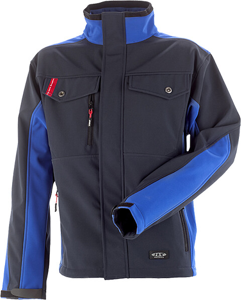 Outlet - softshell, 6149 - marine/kongeblå