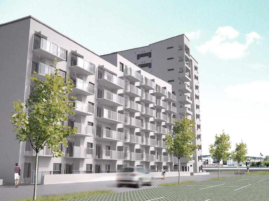 lejligheder i nørresundby