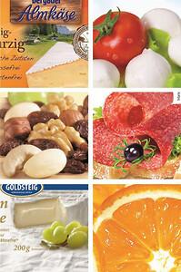 LEEB: folie til ost, brød, kager og chokolade m.fl.