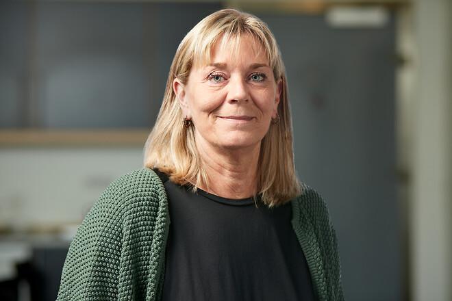 Gitte Vinum teknisk assistent hos Door System