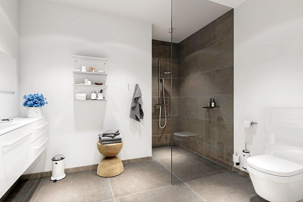vipp badeværelse Designfirmaet Vipp i første boligprojekt   Licitationen vipp badeværelse