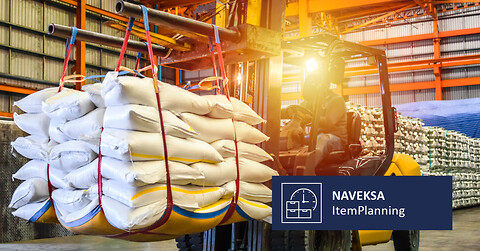 Overblik over lager og fremtidig leveringstid - virksomheder med MS Dynamics NAV/BC - NAVEKSA ItemPlanning er et udvidelsesmodul / en app til MS Dynamics NAV/BC .- til lagerstyring.