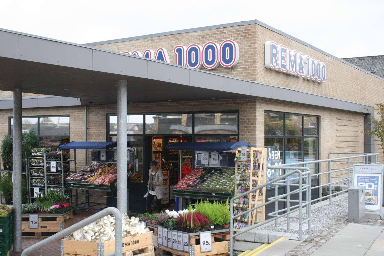 butikker i hjørring