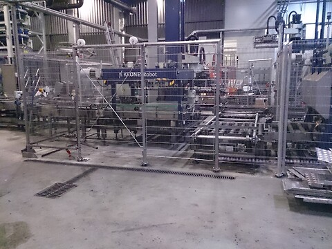 Rustfri stål maskinsikkerhed