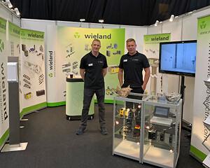 Wieland Electric siger tak for besøget på vores stand på Automatik2020