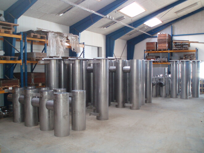 Valsning af rustfrie jern plader maskinfabrik