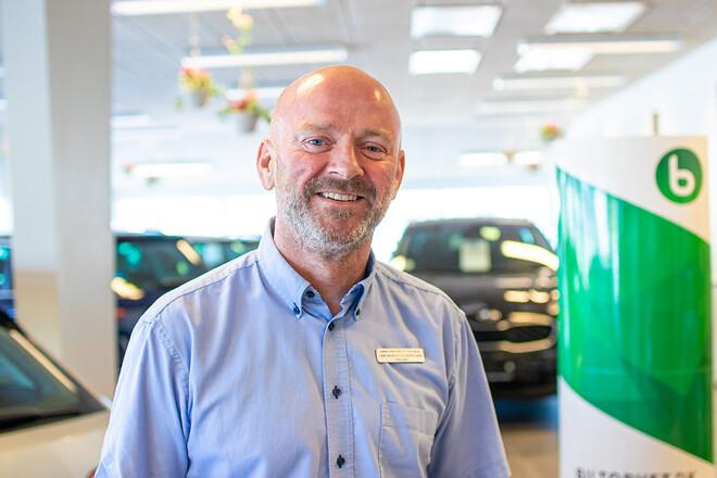 Carsten Jensen Biler sælger biler på biltorvet.dk