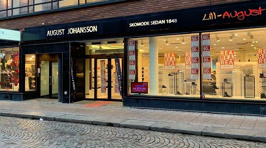 Tar över Skoaugust i Uppsala efter konkurs
