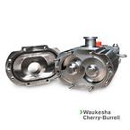 Dubbelskruvpump Sanitära pumpar från Waukesha Cherry-Burrell