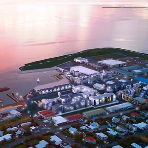Idealcombi vinduer - Island. Foto: Tvihorf ehf.