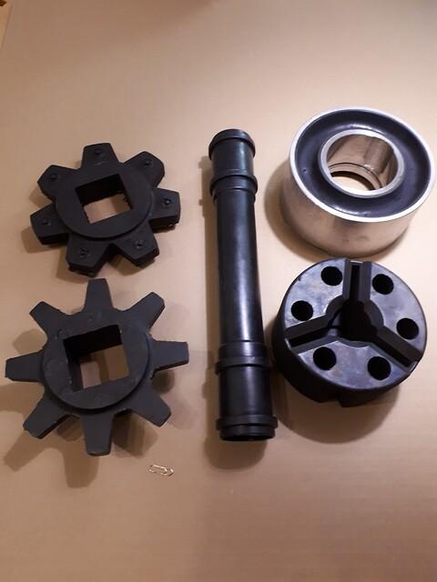 Olet Industrigummi A/S lever gummi emner til landbrugsmaskiner - Gummi emner til landbrugsmaskiner.