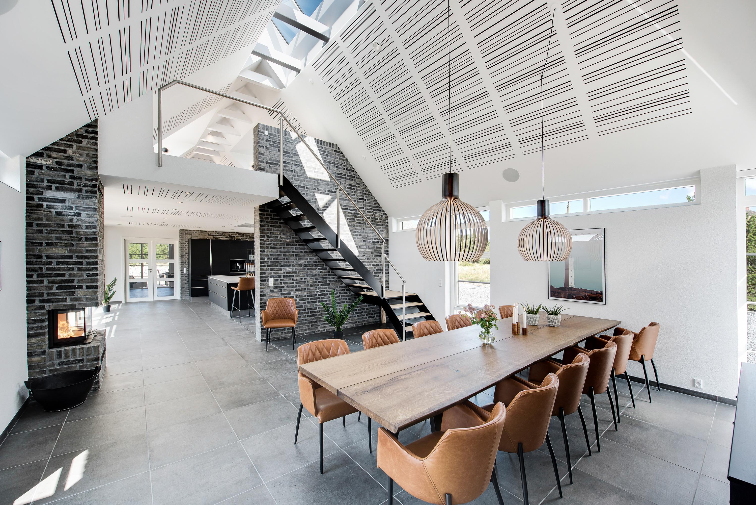Nu går Fermacell i loftet - Building Supply DK