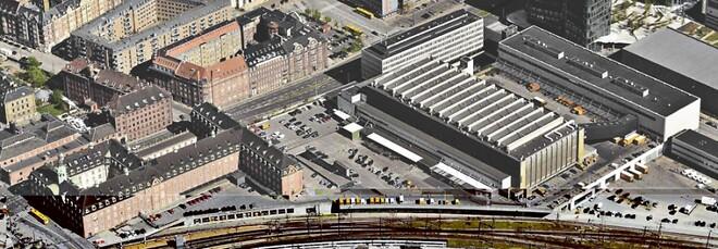 post danmark distributionscenter københavn