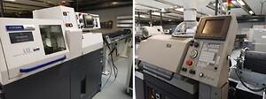 Ishøj Mekaniske har hen over sommeren installeret to ekstra CNC-maskiner i produktionen. Det betyder, at vi nu har ekstra kapacitet på langdrejere af typen Citizen L12 og Citizen RO4.