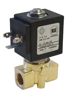 Højfrekvensventil, ODE, KH-Technic, ventil, valves