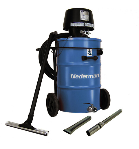 Nederman Ab500Ex - Ejektorsuger fra Norclean AS
