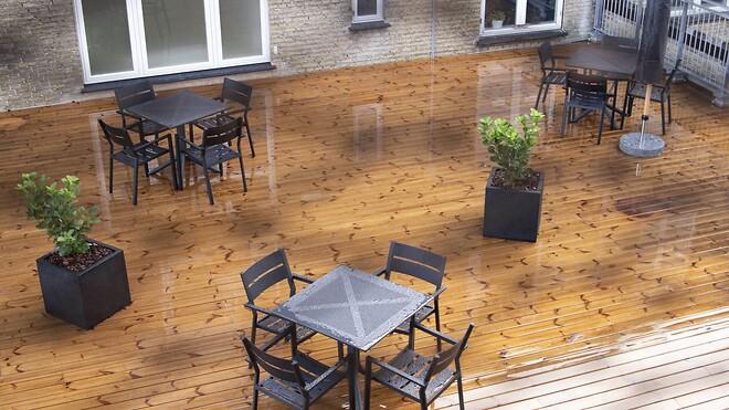 udendørsmøbler kantine kantineindretning udendørs kontor erhverv kontormøbler